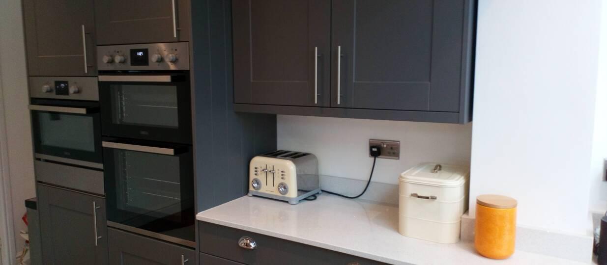 Wrenovation Smart Stylish Shaker Wren Kitchens