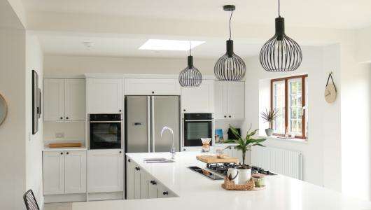 A timeless family kitchen