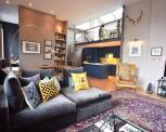 A cool contemporary hub