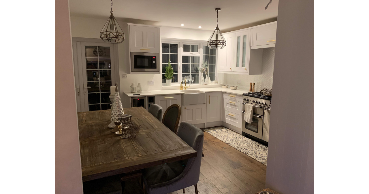 Cosy country kitchen