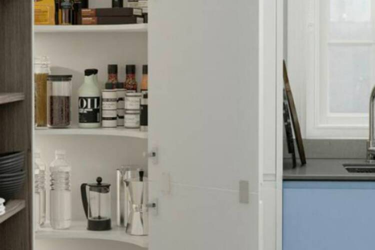 Adding a larder to your kitchen