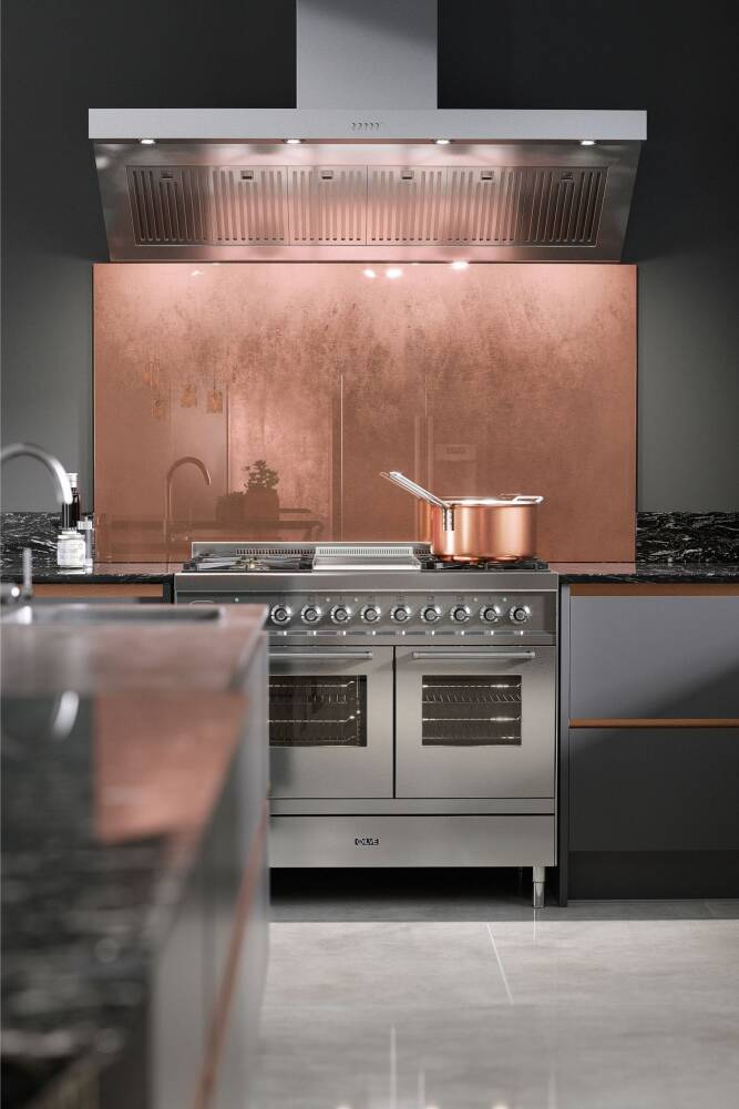 What is an industrial kitchen?