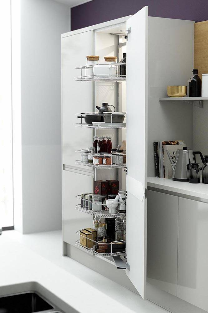 What Tall Kitchen Units Are And How To Use Them Wren