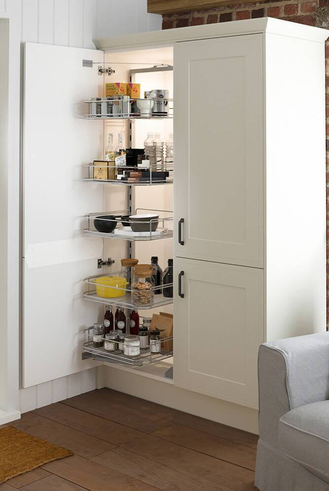 What Tall Kitchen Units Are And How To Use Them Wren Kitchens