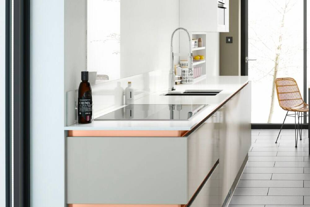 XENA QUARTZ WORKTOPS