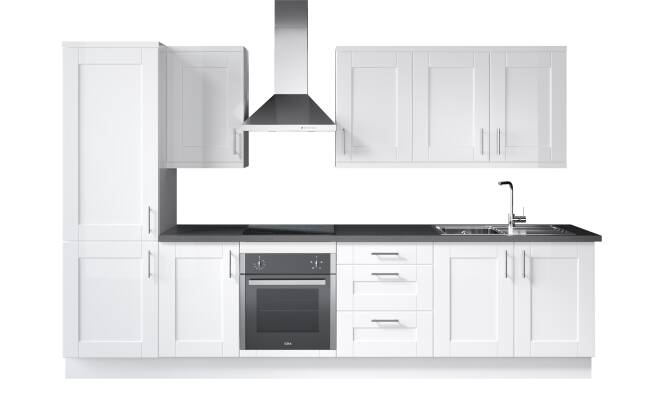 Wren Kitchens Vogue Shaker Matt vs. Wickes Kendal Matt*