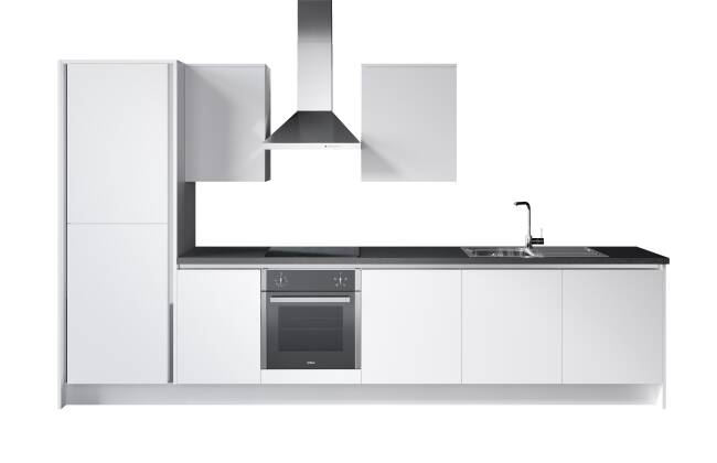 Wren Kitchens Infinity Plus Milano Ultra Bianco Gloss vs. John Lewis Felisa Gloss Designer*
