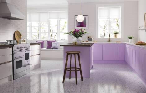 kitchen colour ideas | kitchen colour schemes | wren kitchens