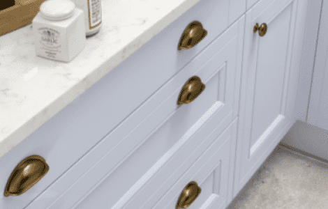 How to choose your kitchen door handles