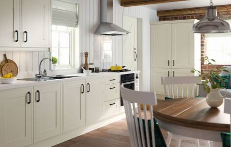 Kitchen shape trends: Styling a single-wall or straight-line kitchen