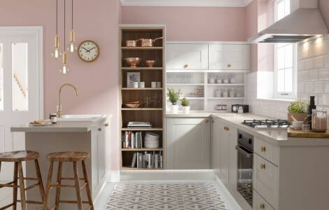 8 shabby chic interior design ideas for your kitchen