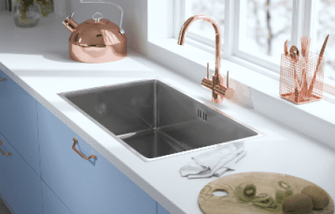 How to pick the perfect kitchen sink