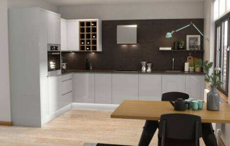 5 clever ways to maximise space in a small kitchen layout