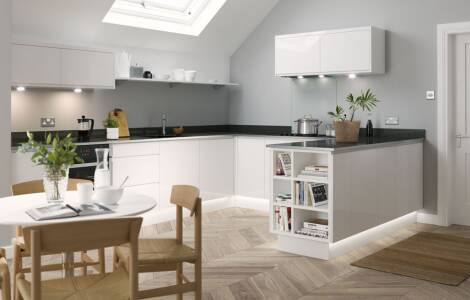 How To Design A U Shaped Kitchen Layout