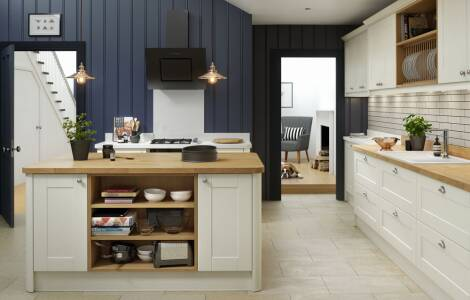 How To Include An Island In Your Small Kitchen Design Kitchens