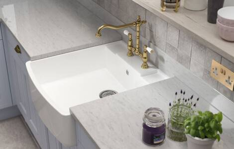 How to find the best sink for a small kitchen