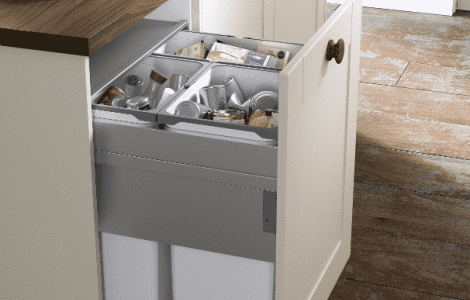 Five innovative kitchen storage ideas