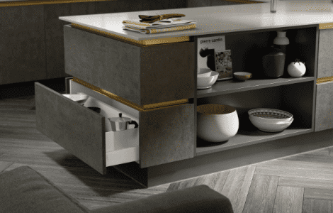 Ingenious kitchen storage solutions for awkward tools, utensils, and appliances