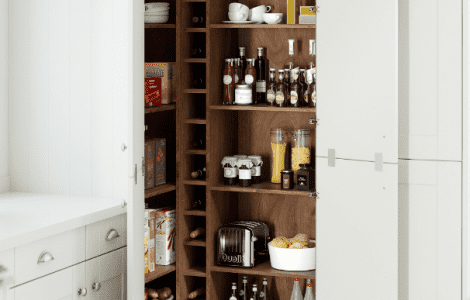 How to achieve: pantry perfection!