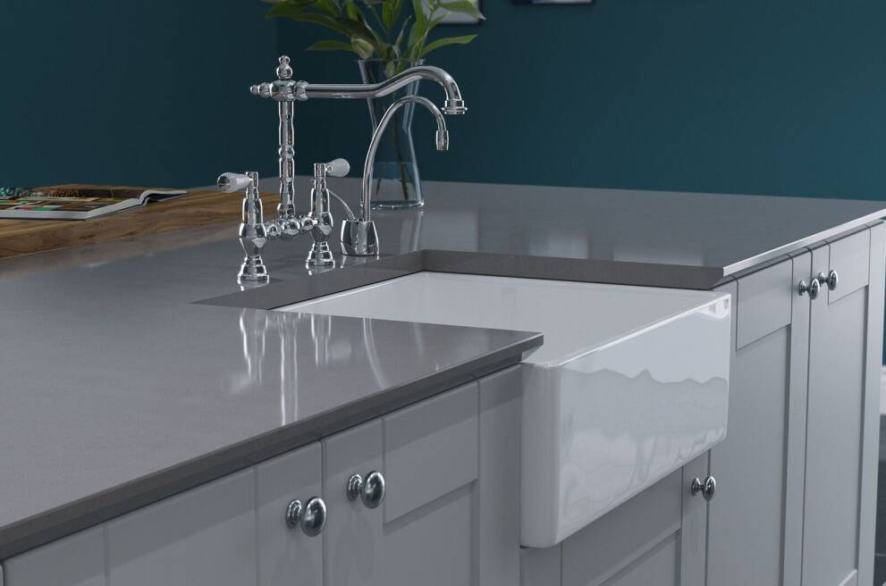 Farmhouse sink installation: Tips and considerations