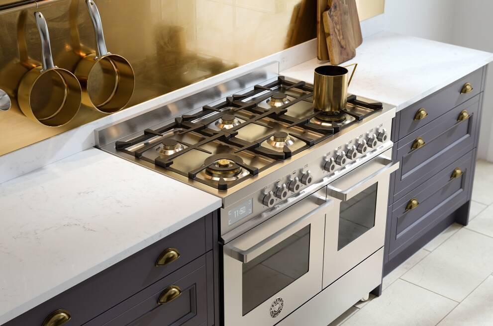 Ovens: Freestanding or built-in?