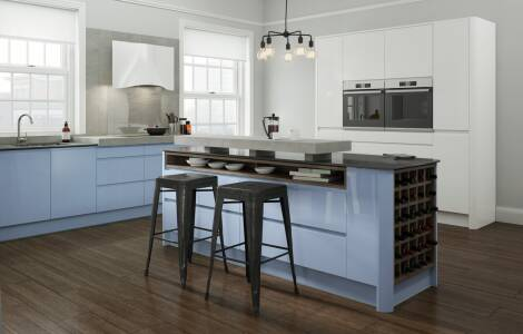 The pros and cons of integrated kitchen appliances