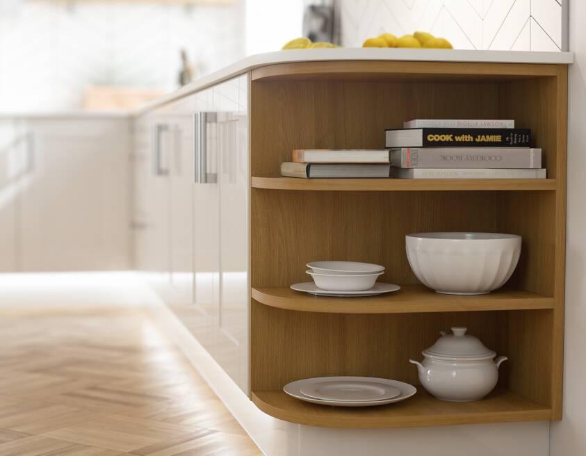 Why choose a white kitchen?