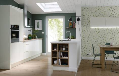 What you need to know before painting kitchen walls