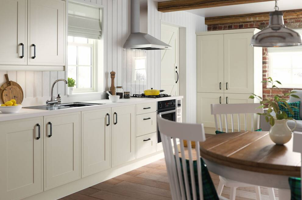 How to prep your kitchen walls for painting