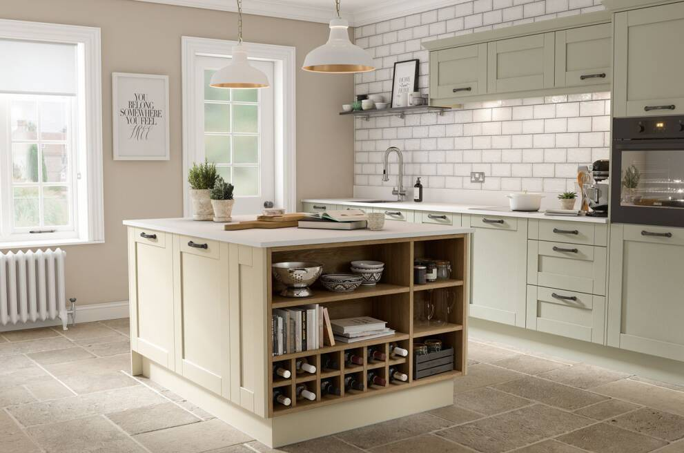 What is the best type of paint for kitchen walls?