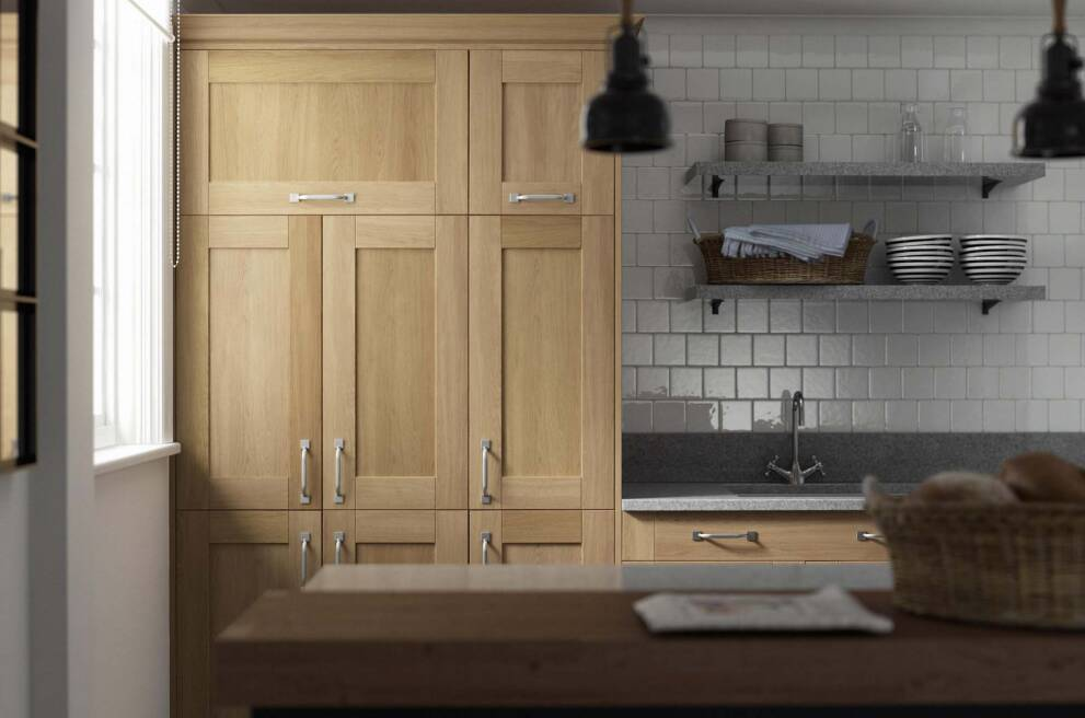Units and worktops