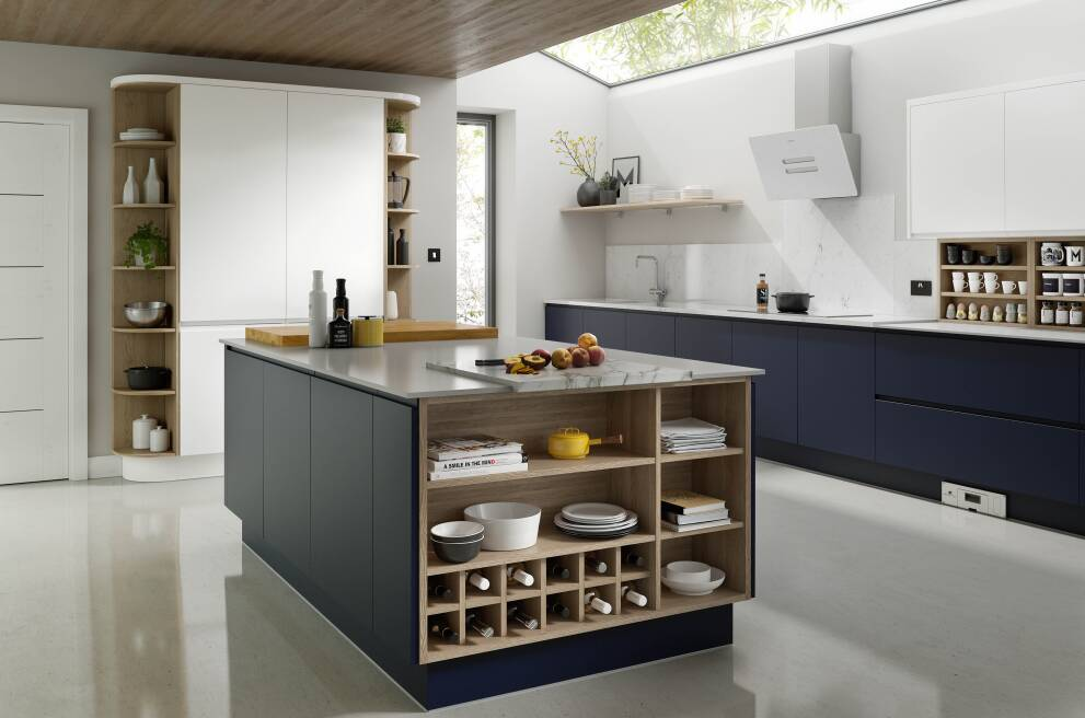 How To Achieve Your Perfect Scandinavian Style Kitchen Wren Kitchens