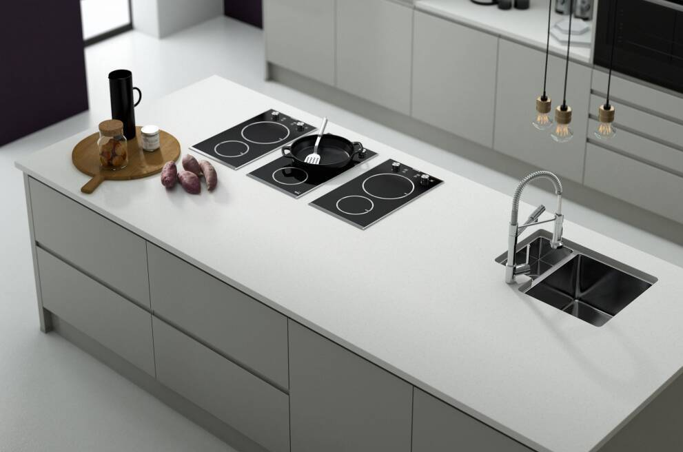 The benefits of quartz worktops
