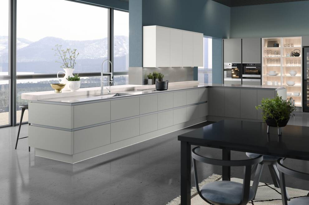 ideas  creating  ultra modern kitchen wren kitchens