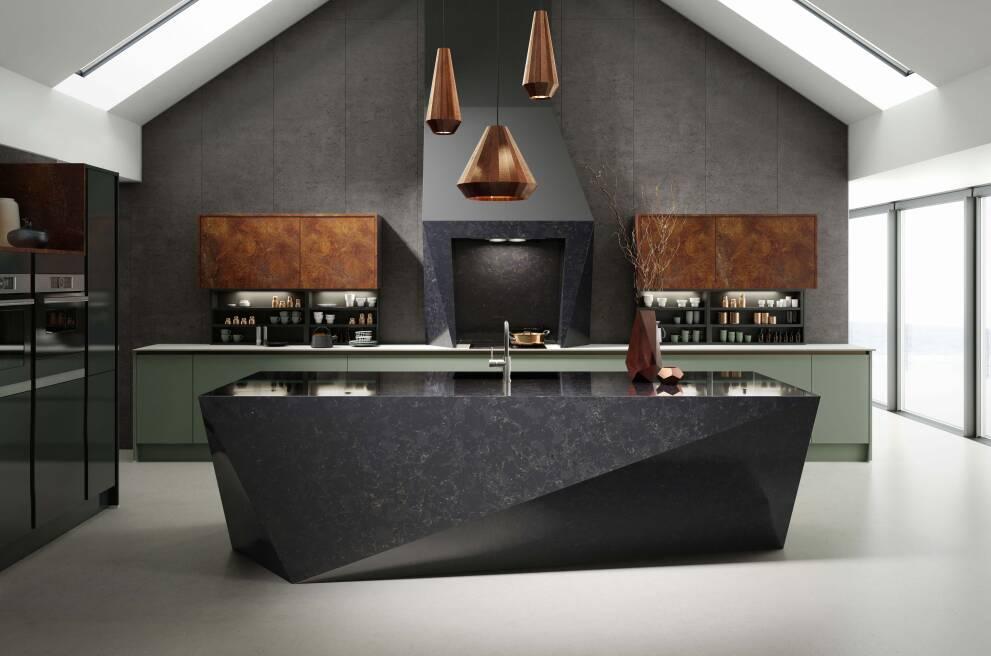 7 Ideas For Creating An Ultra Modern Kitchen Wren Kitchens