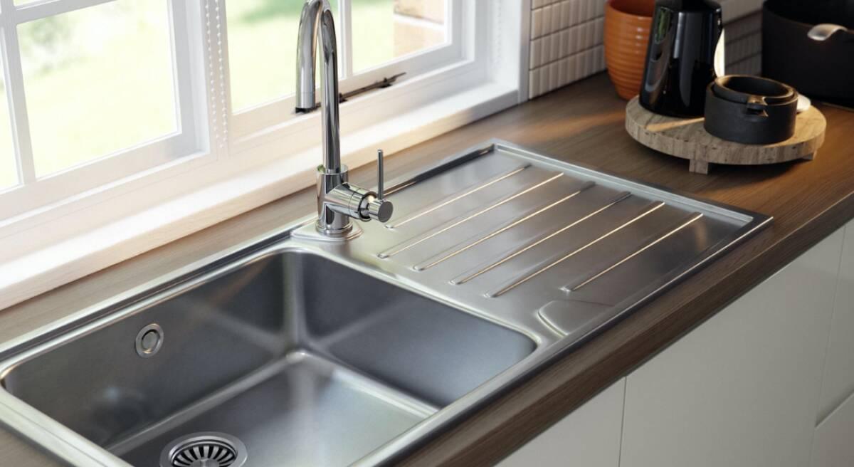 Kitchen sink layout: Undermount or inset?