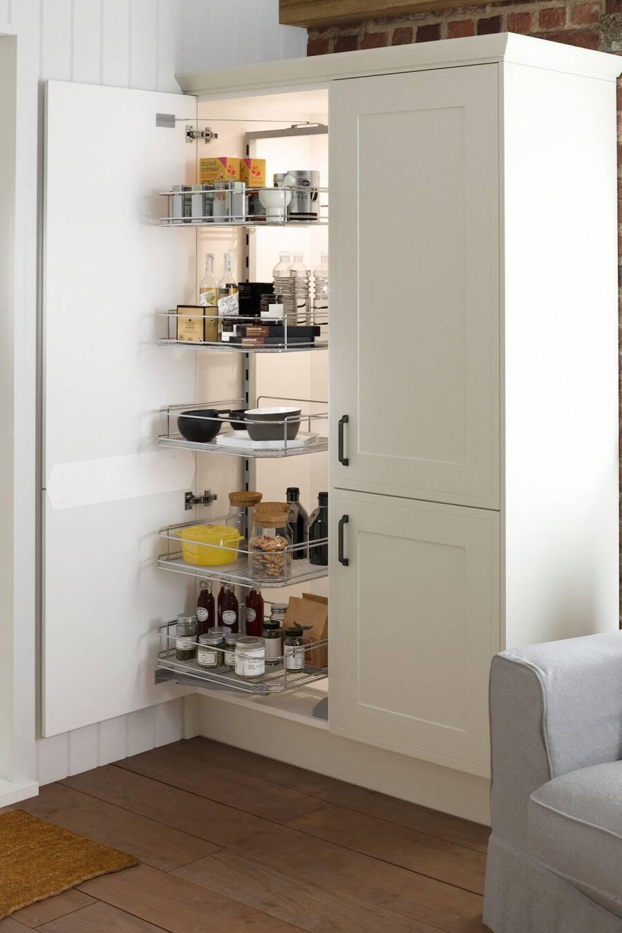 10 Smart Storage Tips For Small Kitchens Wren Kitchens