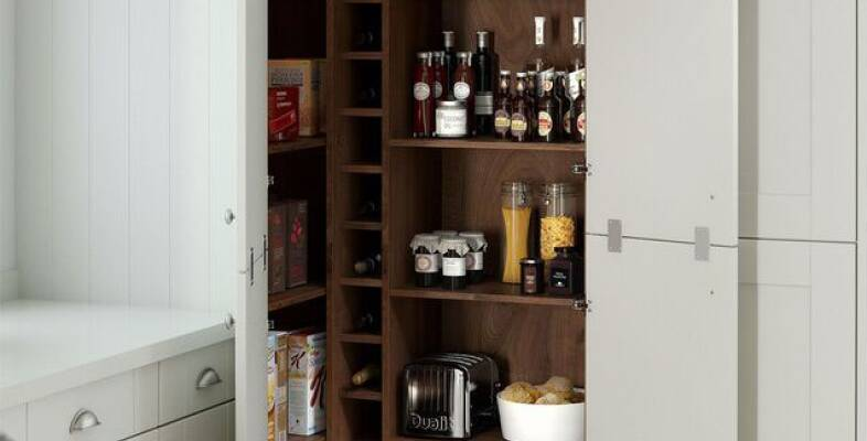 How To Add A Larder To Your Kitchen Wren Kitchens