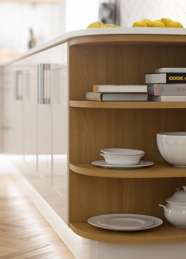 10% OFF ALL CURVED UNITS