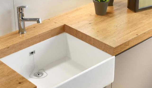 25% OFF SOLID TIMBER WORKTOPS