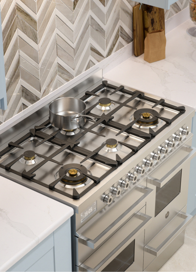 15% OFF ALL RANGE COOKERS