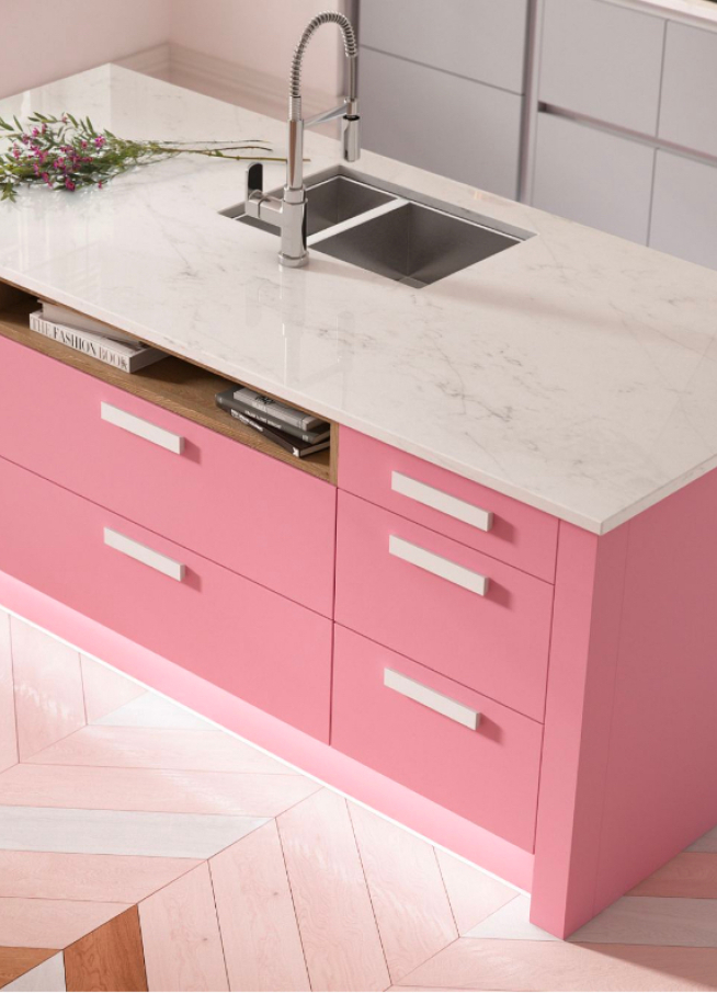 ANY SINK FREE WHEN YOU BUY A QUARTZ WORKTOP