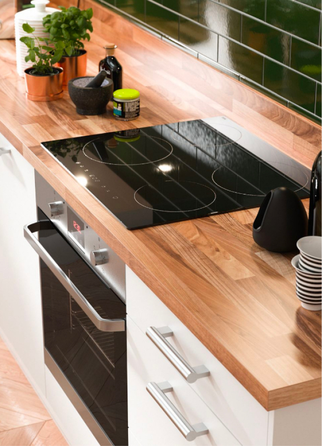 25% OFF SOLID TIMBER WORKTOPS*
