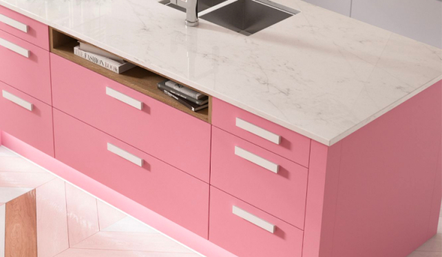 UP TO 25% OFF SELECTED QUARTZ WORKTOPS