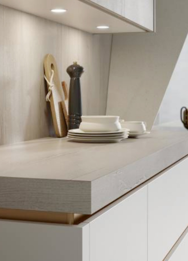 £100 OFF ANY SINK WHEN YOU PURCHASE A LUXURY LAMINATE WORKTOP