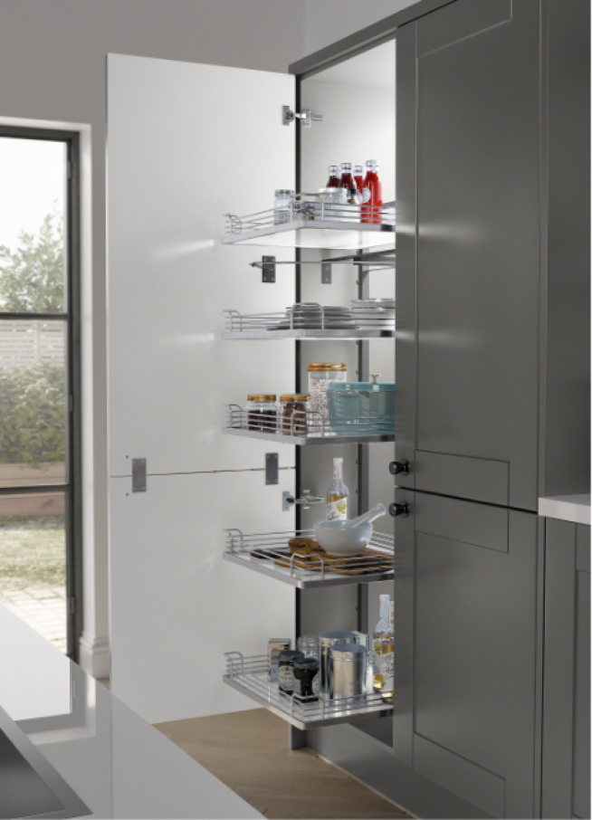 £75 OFF ALL PULL OUT TOWER UNITS