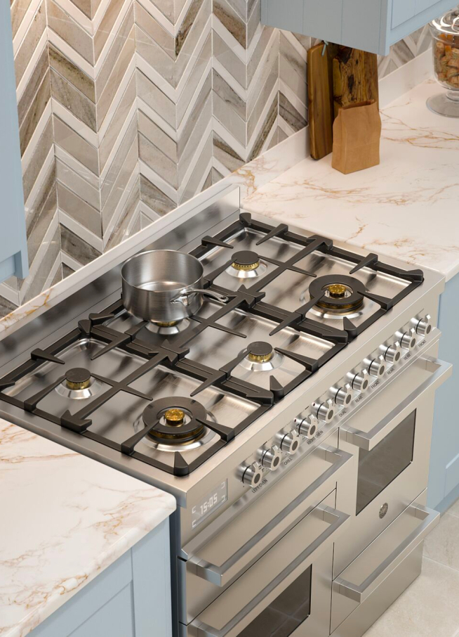 15% OFF ALL RANGE COOKERS*