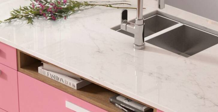 UP TO 25% OFF ALL QUARTZ WORKTOPS*