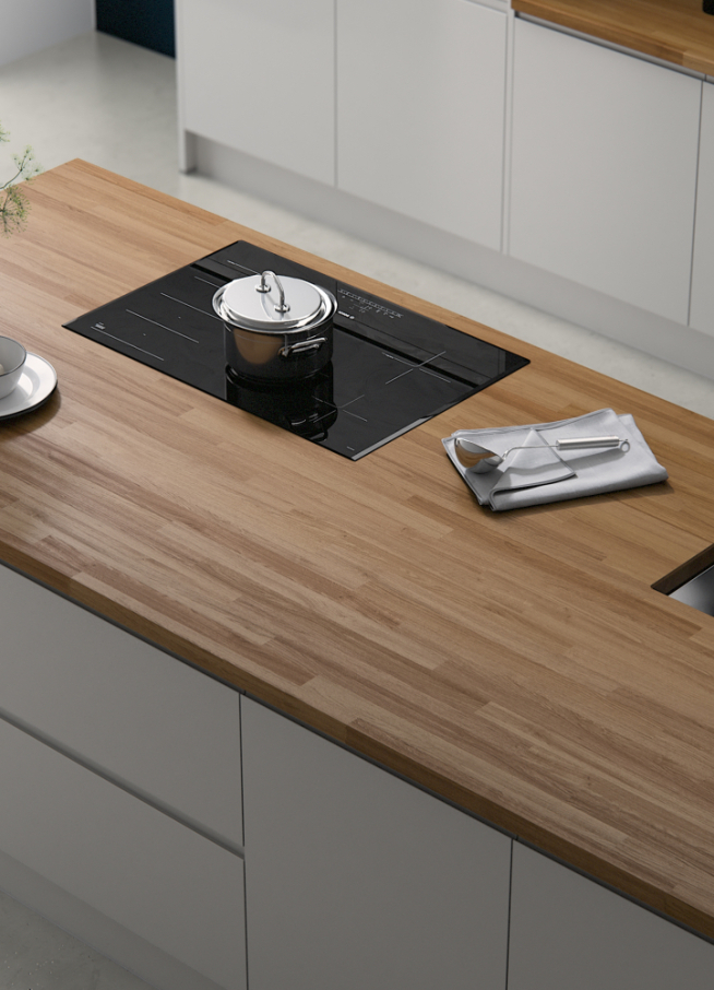 20% OFF SOLID TIMBER WORKTOPS*