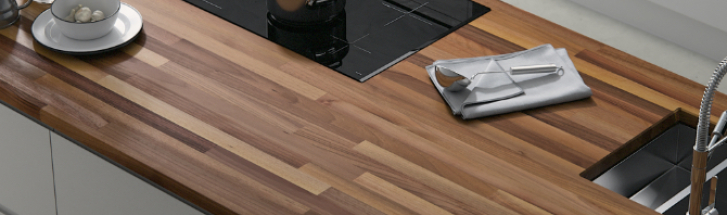 15% OFF ALL SOLID TIMBER WORKTOPS*